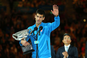 Djokovic captures fifth Australian Open title