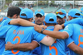 Team India down but not out