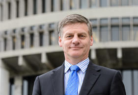 File Photo: Bill English, Deputy Prime Minister and Finance Minister.