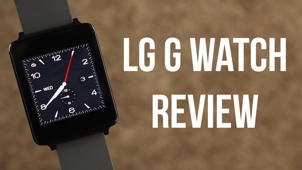 LG G Watch Review!
