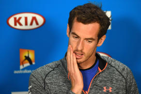 Murray under microscope after Melbourne Park meltdown