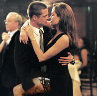 Actors: Angelina Jolie and Brad Pitt Movie: Mr. & Mrs. Smith Year: 2005