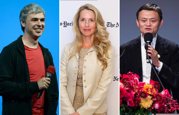 As the Davos economic summit looms, the charity Oxfam has released a report outlining how within the next 12 months the richest one percent will take ownership of over 50 percent of the planets wealth. Join us we meet the 50 billionaires topping Forbes rich list.