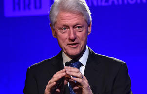 Bill Clinton has been linked to convicted pedophile Jeffrey Epstein.