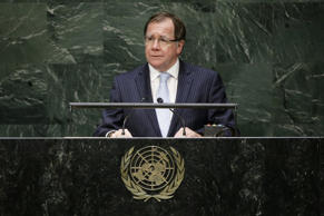 Foreign Minister Murray McCully.