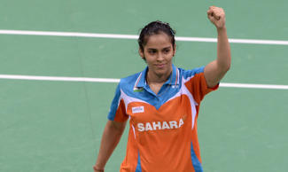 Nehwal sees off Marin to defend Syed Modi crown
