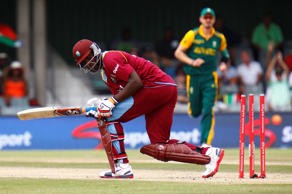 Andre Russell of West Indies