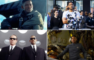 With Will Smith's new movie Focus set to hit theatres on February 27, we take a look at some of his iconic roles.