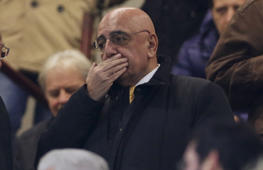 Galliani attacca, Agnelli risponde - VIDEO