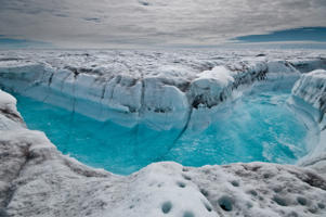 "New data shows that the ""vanishing"" of polar ice is not the result of runaway global warming"