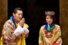 In a story straight out of a fairy tale, Bhutan prince Jigme Khesar Namgyel Wangchuck married Jetsun Pema in 2011 whom he had met first when Pema was just 7 and he 17. The to-be-king had promised to marry her when they grew up and he kept his word.