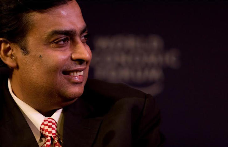 Mukesh Ambani - Reliance Industries