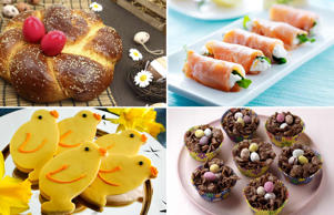 40 Easter recipes