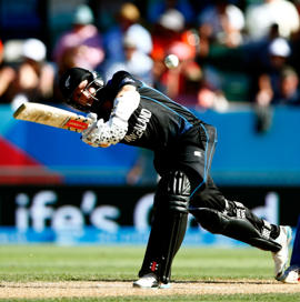 The knock-out phase of the competition brings a different set of pressures,  says star batsman Kane Williamson.