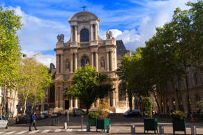 Church of St-Gervais-et-St-Protais, Paris