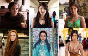The Atlas of Beauty- Mihaela Noroc