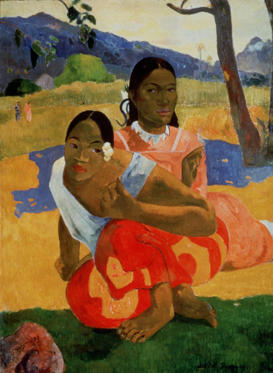 Nafea Faa Ipoipo? By Paul Gauguin (US $300 million)