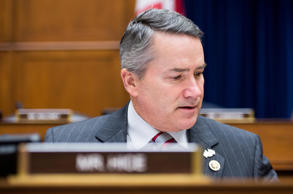 Rep. Jody Hice, R-Ga., on Capitol Hill in Washington, D.C.