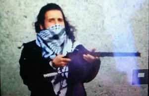 The Canadian Broadcast Company tweeted an image allegedly of the gunman, Michael Zehaf-Bibeau.