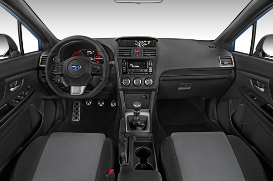Slide 1 of 11: 2015 Subaru WRX