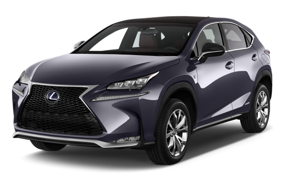 Slide 1 of 14: 2015 Lexus NX 300h
