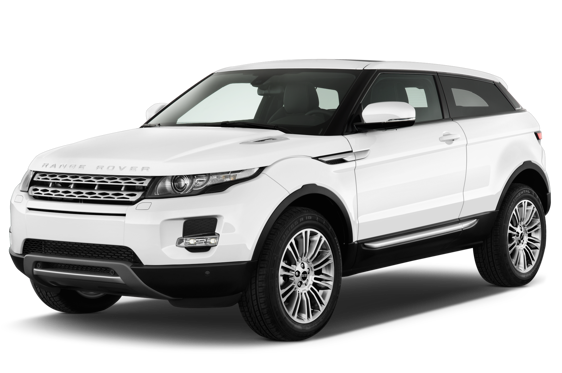 Slide 1 of 14: 2015 Land Rover Range Rover Evoque Coupe