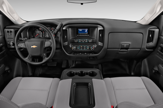 Slide 1 of 11: 2015 Chevrolet Silverado 2500HD