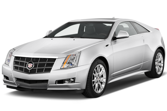 Slide 1 of 14: 2014 Cadillac CTS Coupe