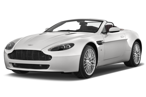Slide 1 of 14: 2015 Aston Martin V8 Vantage Roadster