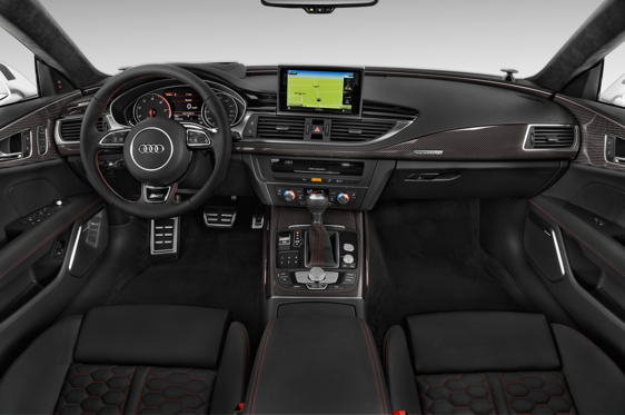 Slide 1 of 11: 2015 Audi RS7