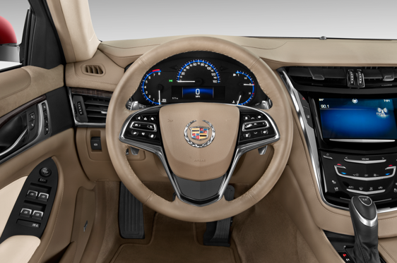 Slide 1 of 25: 2014 Cadillac CTS