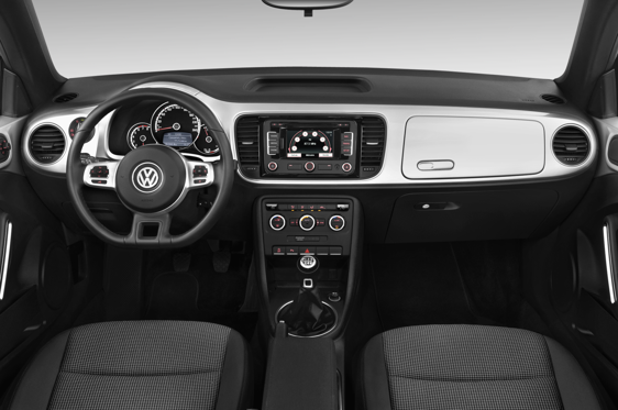 Slide 1 of 11: 2015 Volkswagen The Beetle Convertible