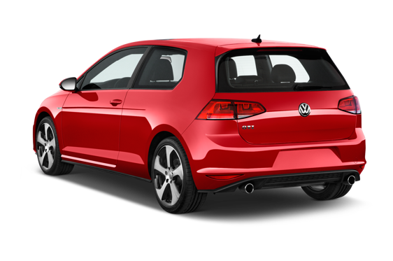 Slide 1 of 25: 2015 Volkswagen Golf GTI