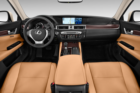 Slide 1 of 11: 2014 Lexus GS 350