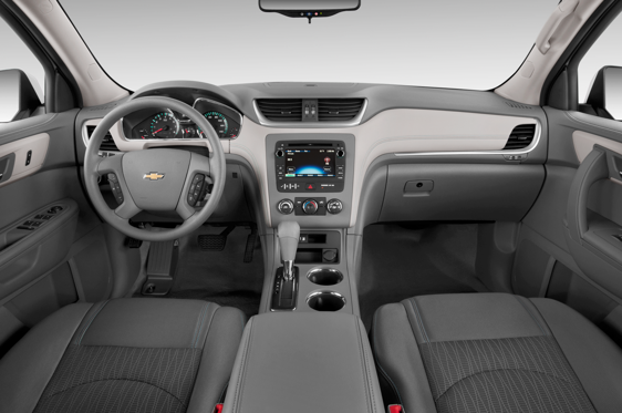 Slide 1 of 11: 2014 Chevrolet Traverse