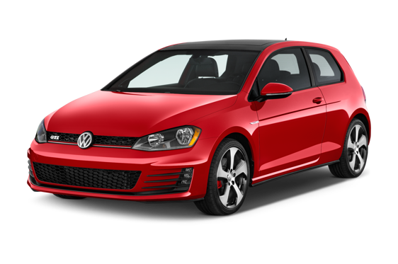 Slide 1 of 14: 2015 Volkswagen Golf GTI