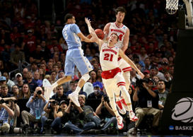 North Carolina vs. Wisconsin