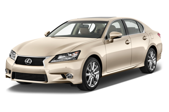 Slide 1 of 14: 2014 Lexus GS 350
