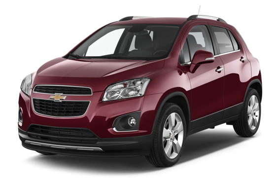 Slide 1 of 14: 2014 Chevrolet Trax