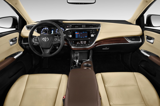 Slide 1 of 11: 2015 Toyota Avalon