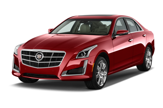 Slide 1 of 14: 2014 Cadillac CTS