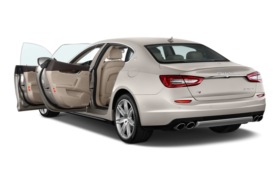 Slide 1 of 25: 2015 Maserati Quattroporte