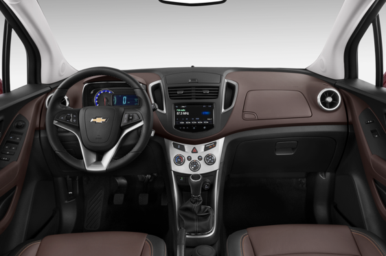 Slide 1 of 11: 2014 Chevrolet Trax