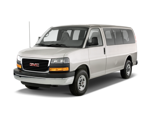 Slide 1 of 14: 2015 GMC Savana