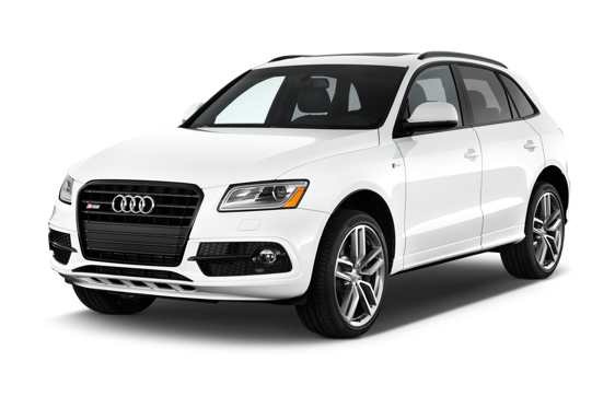 Slide 1 of 25: 2015 Audi SQ5