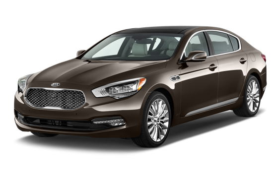 Slide 1 of 14: 2015 Kia K900