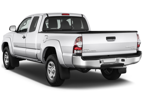 Slide 2 of 14: 2014 Toyota Tacoma