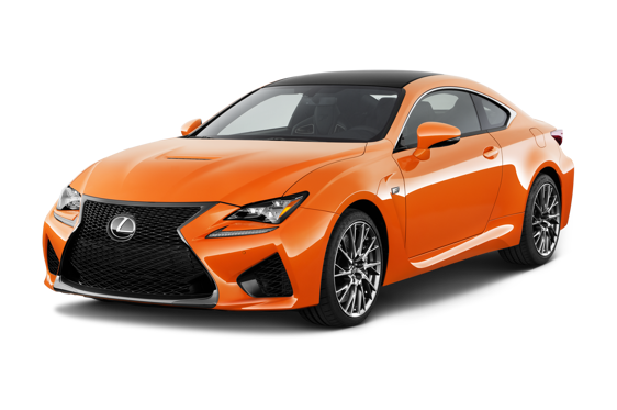 Slide 1 of 14: 2015 Lexus RC F