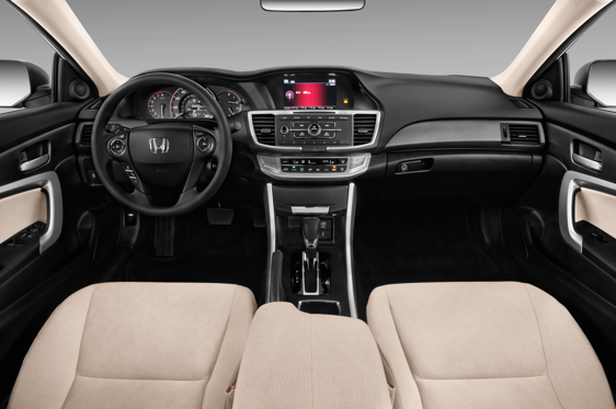 Slide 1 of 11: 2015 Honda Accord Coupe
