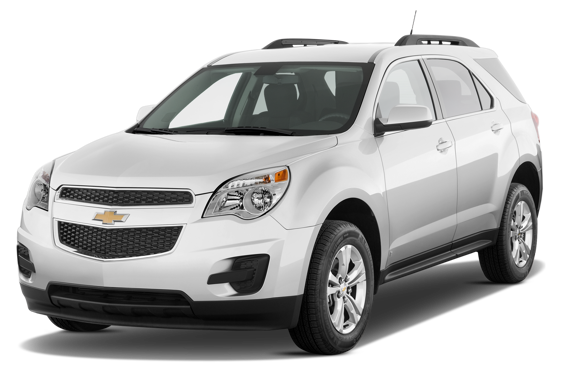 Slide 1 of 14: 2014 Chevrolet Equinox